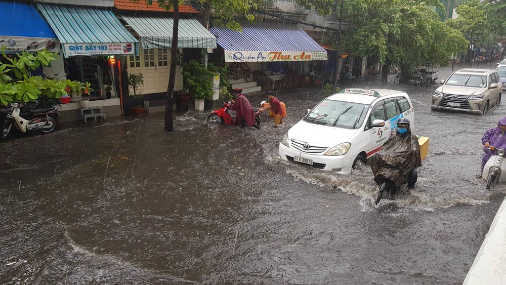 TP.HCM: Đầu tư 3 dự án chống ngập ở huyện vùng cao