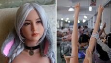 Tại sao robot tình dục Trung Quốc bán 'đắt như tôm tươi' ở Mỹ?