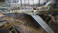 Xem Nga lắp ráp máy bay ném bom vượt âm thế hệ mới