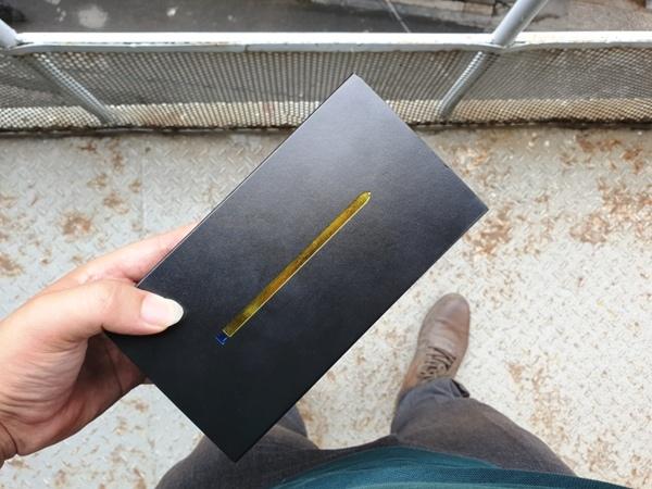 Mở hộp Galaxy Note 9: Mẫu smartphone đắt nhất thị trường di động