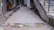 Hà Nội yêu cầu không lát đá vỉa hè tràn lan