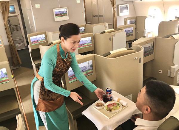 Nhãn lồng Hưng Yên lên chuyến bay Vietnam Airlines
