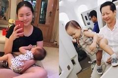 Phan Như Thảo chia sẻ về vấn đề tài chính nuôi con