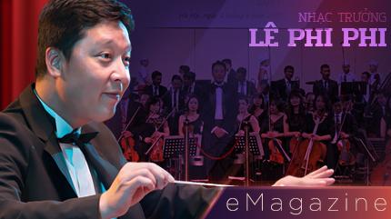 Nhạc trưởng Lê Phi Phi: Bố mất để lại khoảng trống trong tôi