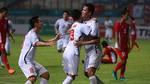 Trực tiếp U23 Việt Nam 1-0 U23 Nepal: Anh Đức mở tỷ số (hết H1)