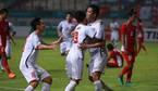 Bảng xếp hạng của U23 Việt Nam ở Asiad 2018