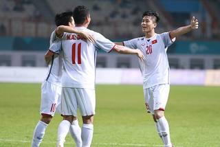 Hạ U23 Nepal, U23 Việt Nam sớm giành vé vào vòng 1/8 Asiad