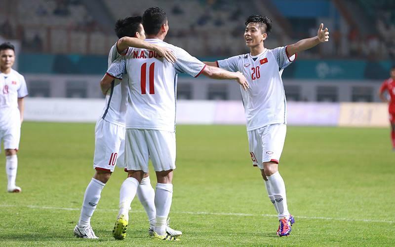 U23 Việt Nam,U23 Nepal