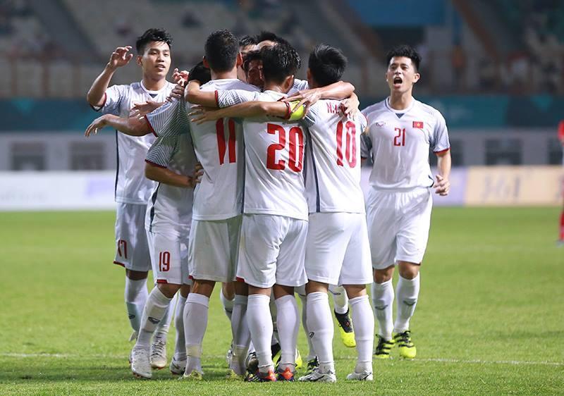 Trực tiếp Asiad 2018: Link xem U23 Việt Nam vs U23 Nhật Bản