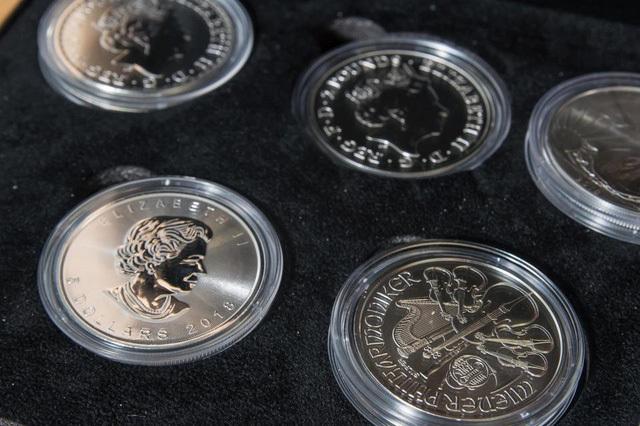 Bán tiền xu thu 3.000 tỷ mỗi năm