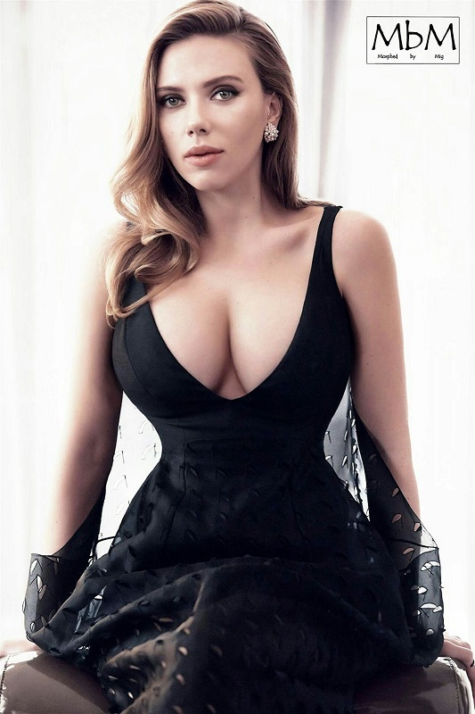 Cô đào nóng bỏng Scarlett Johansson kiếm tiền nhiều nhất năm 2018