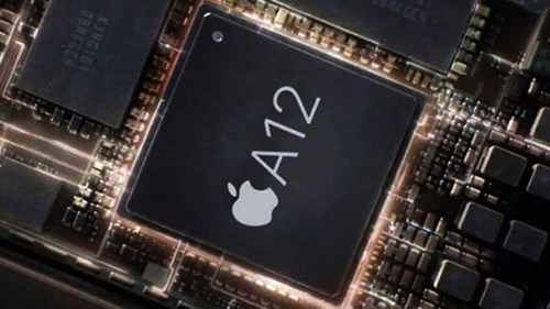 Apple,chip A12
