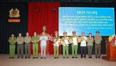 Điều động 3 Phó giám đốc công an tỉnh Đồng Nai