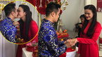 Á quân Next Top Model Tuyết Lan làm đám hỏi cùng doanh nhân