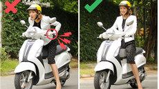 Vừa ga vừa phanh: Thói quen tàn phá xe máy nguy hiểm của phụ nữ