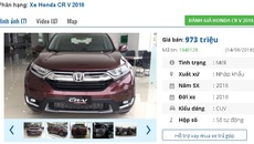 Soi giá 4 mẫu ô tô nhập Thái, Indonesia hưởng thuế 0% tại Việt Nam