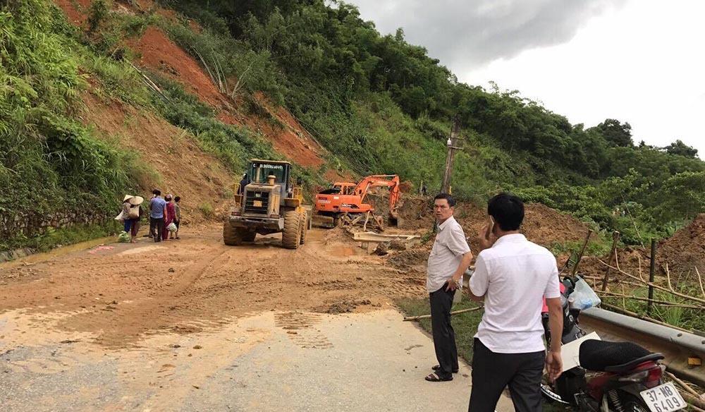 bão số 4,lũ lụt,Nghệ An,mưa lũ