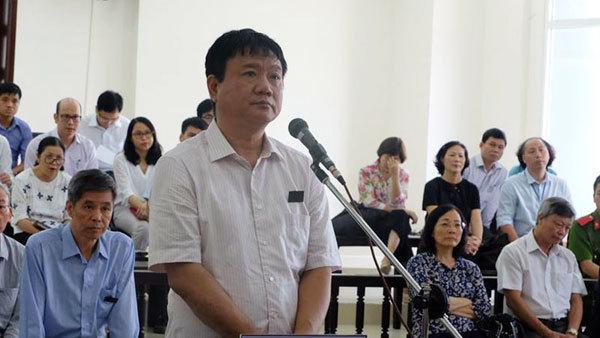 Ông Đinh La Thăng và Trịnh Xuân Thanh sắp hầu tòa vụ Ethanol Phú Thọ