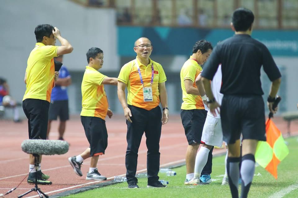 U23 Việt Nam,HLV Park Hang Seo,U23 Việt Nam vs U23 Nhật Bản