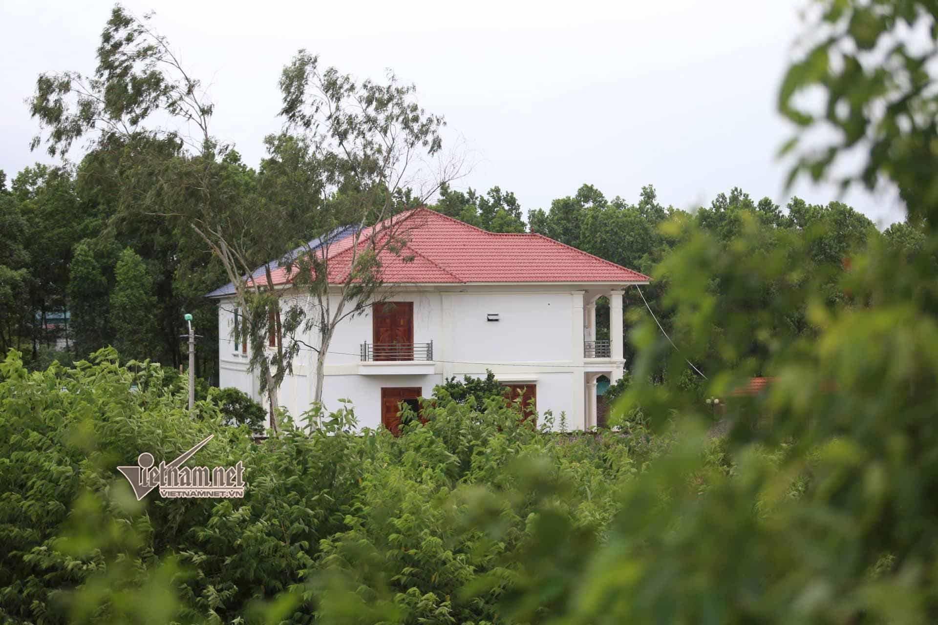 Biệt thự mọc trên đất rừng: Thanh tra Vĩnh Phúc vào cuộc