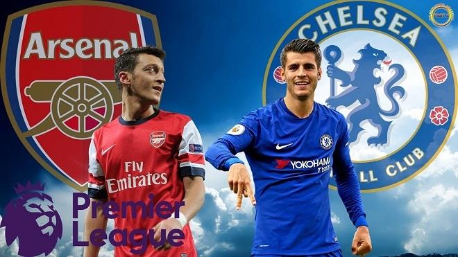 Kèo Chelsea vs Arsenal: Cửa trên rất 'sáng'