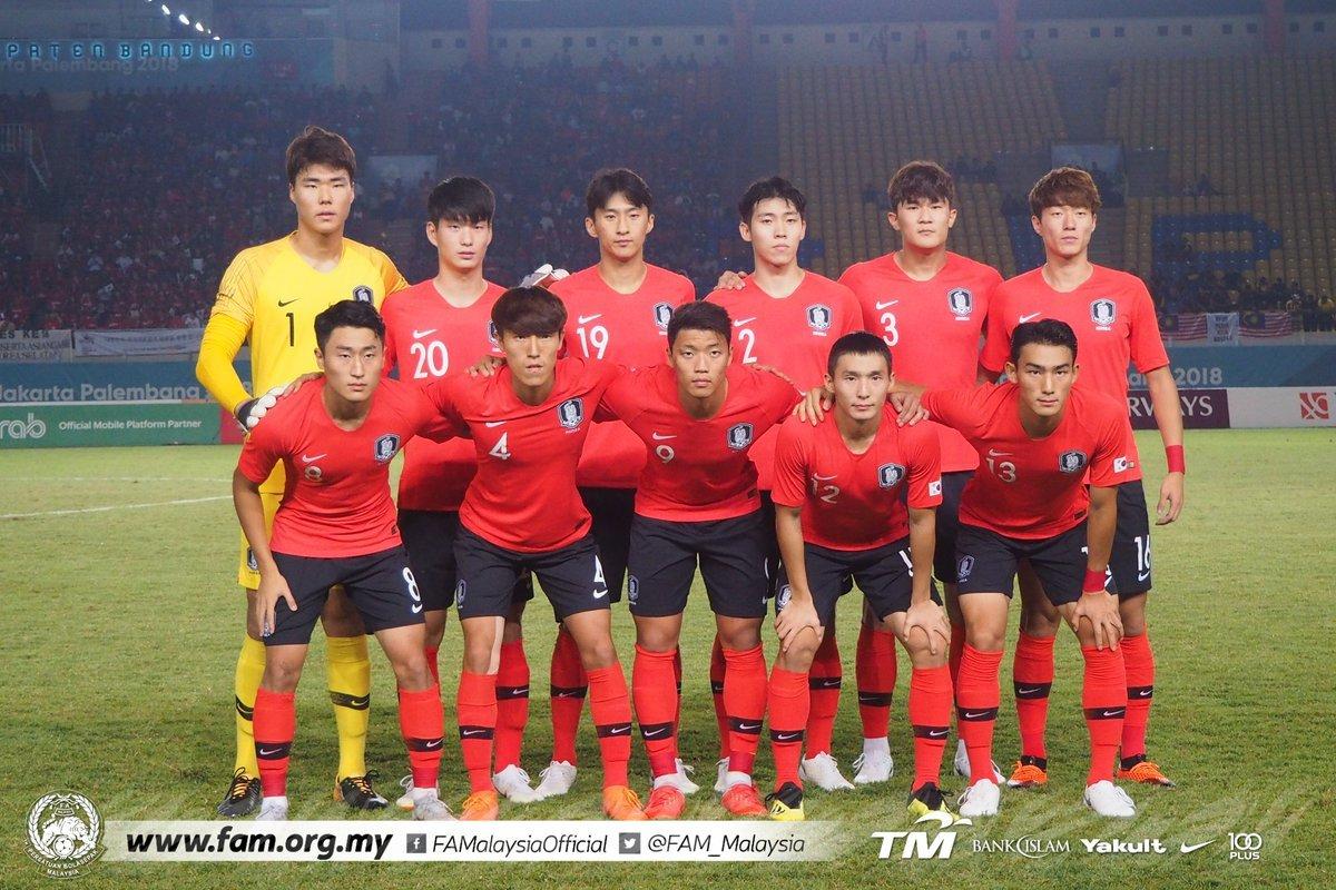 U23 Hàn Quốc thua sốc, tin vui ập đến U23 Việt Nam
