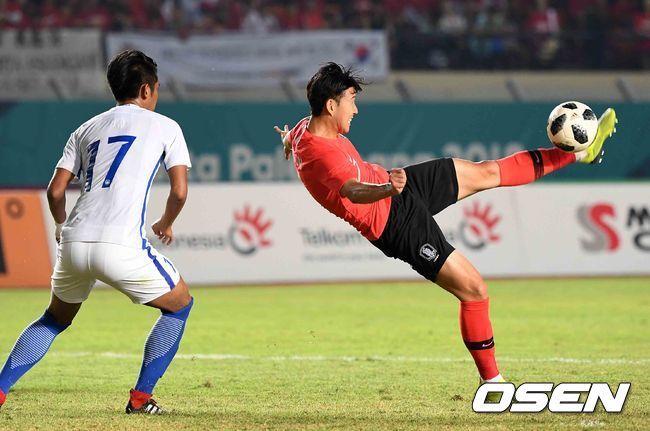 U23 Hàn Quốc,U23 Malaysia