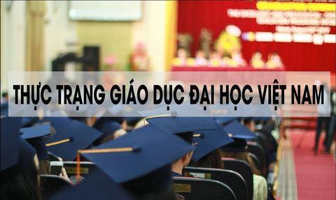 Thực trạng giáo dục đại học Việt Nam 1