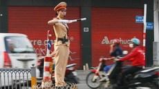 Cảnh sát giao thông sử dụng âm hiệu còi như thế nào?