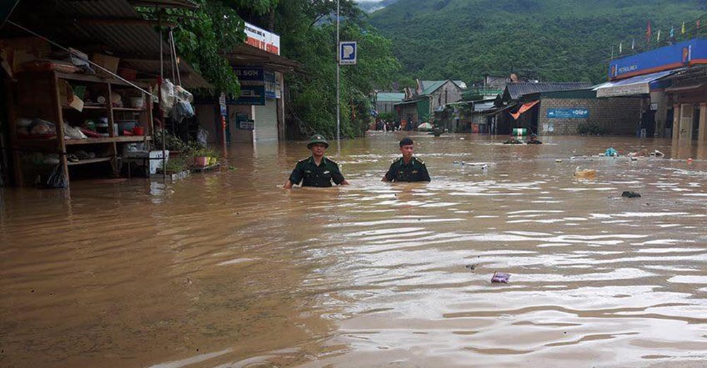 Nghệ An,lũ lụt