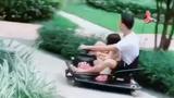 Khi con gái có một ông bố đam mê tốc độ