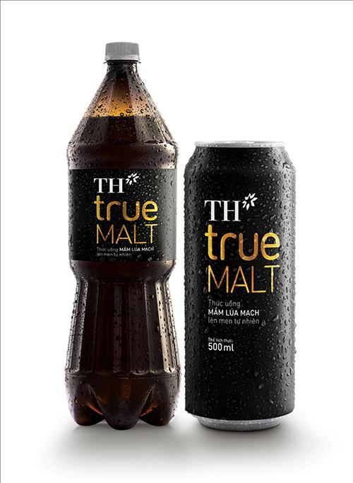 TH true MALT- 'trang mới' của ngành đồ uống VN