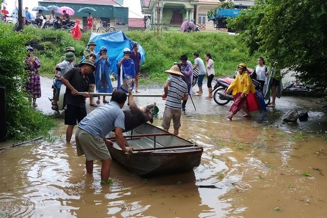 Thanh Hóa,mưa lũ