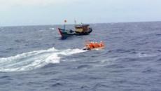 5 thuyền viên mất tích bí ẩn trên biển