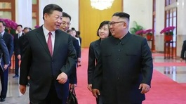 Ông Tập Cận Bình tới Triều Tiên vào tháng 9?