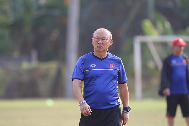 HLV Park Hang Seo: 'Sao phải buồn khi Hàn Quốc thua trận?'