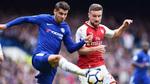 Chelsea vs Arsenal: Hazard và Ramsey dự bị (H1)