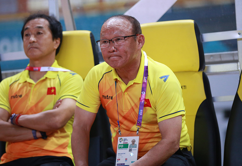U23 Việt Nam,HLV Park Hang Seo,U23 Nhật Bản,U23 Việt Nam vs U23 Nhật Bản