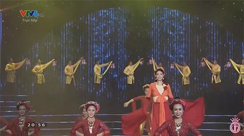 Yêu cái đèn cù - Hoa hậu Hà Kiều Anh