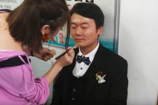 Đám cưới,Cầu hôn,Cặp đôi Trung Quốc