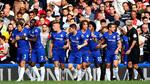 Chelsea 3-2 Arsenal: Hazard kiến tạo, Alonso ghi bàn (H2)