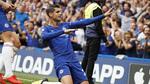 Chelsea 2-0 Arsenal: Morata nhân đôi cách biệt (H1)