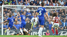 Video bàn thắng Chelsea 3-2 Arsenal