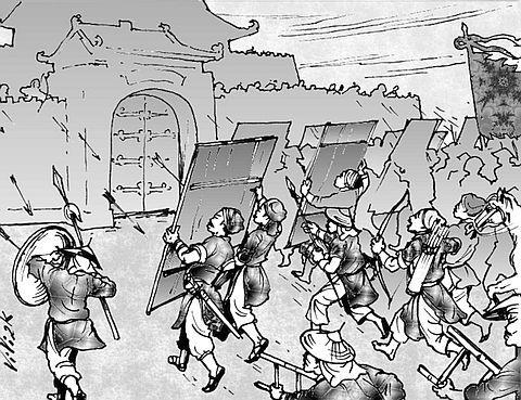 trắc nghiệm lịch sử,lịch sử Việt Nam