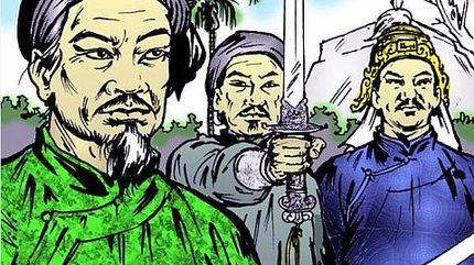 Ai là thầy giáo của hai hoàng đế nổi tiếng nhất sử Việt?