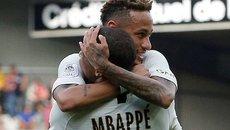 Neymar và Mbappe chói sáng, PSG ngược dòng ngoạn mục