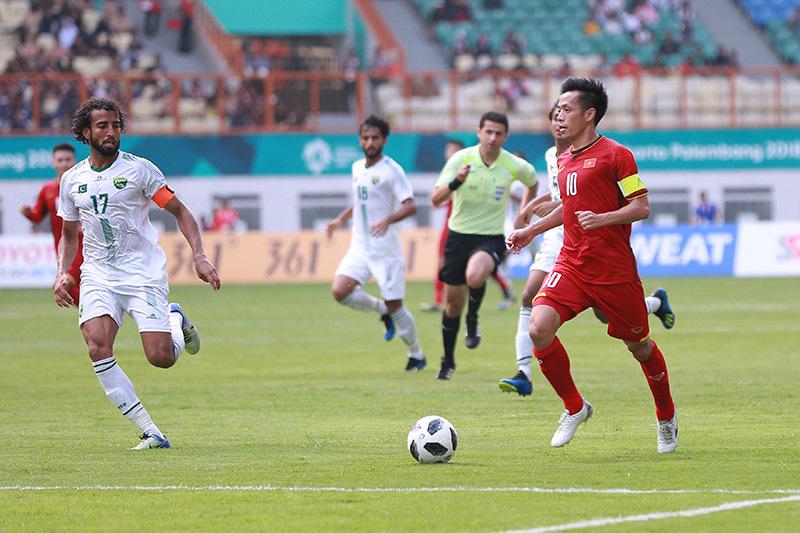 U23 Việt Nam,U23 Nhật Bản,Công Phượng,Asiad