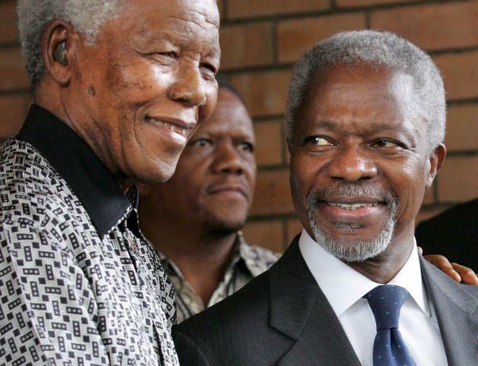 Kofi Annan - Con người của hoà bình