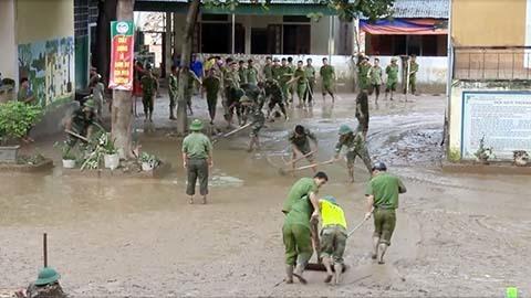 Lũ bùn Nghệ An