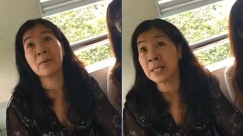 Mẹ của Mai Phương lo lắng vì sức khỏe của con gái rất yếu